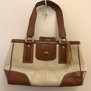 Coach Authentic Leather Purse